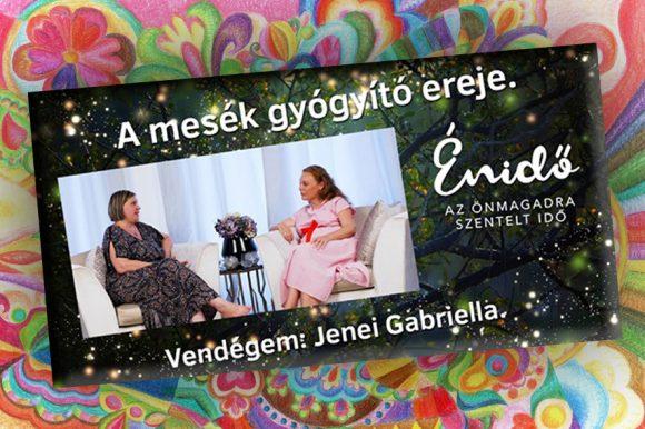 Törköly Erikával beszélgetünk mesésen az Énidő csatornán