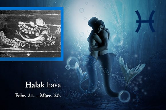 Csillagmesék® – HALAK hava (febr. 21.– márc. 20.)