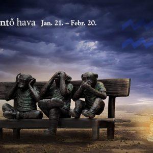 Csillagmesék® – Vízöntő hava (Jan. 21.– Febr. 20.)