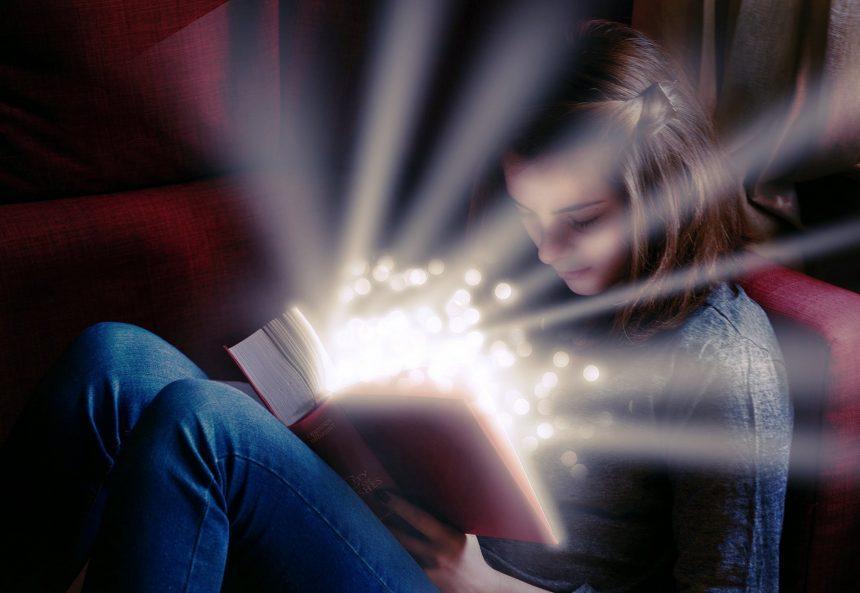 Amikor mesét olvasok…